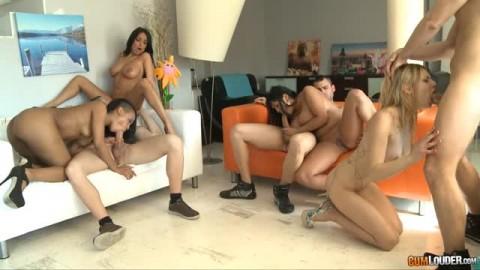 Anissa Kate, Claudia Shotz, Jasmine Black et NoeMilk