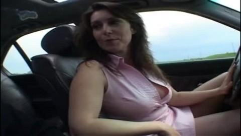 baise à l'auto école
